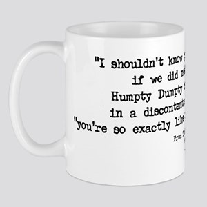 """""""People"""" Quote ONLY -  Mug"""