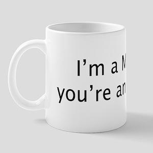 """I'm a Mac"" Mug"