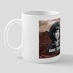 Annie Oakley Historical Mugs