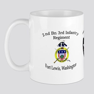 2nd Bn 3rd Infantry Regiment Mug