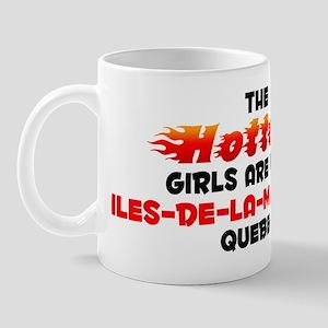 Hot Girls: Iles-de-la-M, QC Mug