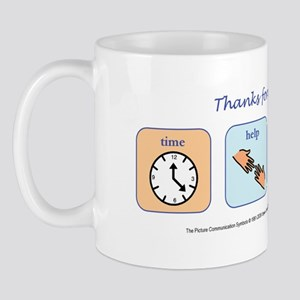 Thanks for Everything Mug