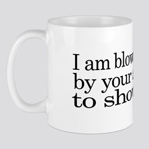 Keanu Reeves Blown Away Mug