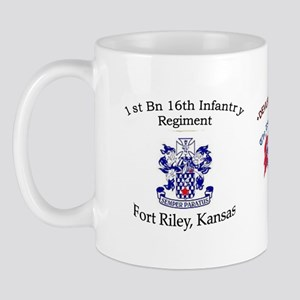 1st Bn 16th Infantry Mug