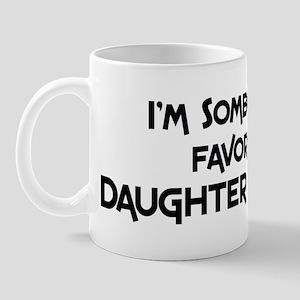 Favorite Daughter In Law Mug