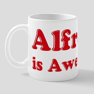 Alfredo is Awesome Mug
