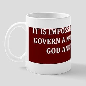 Washington_God-and-bible-(red) Mug