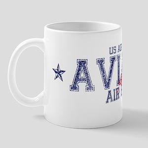 Aviano Air Base Italy Mug