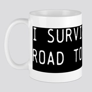 road to costco 10x3 200dpi black Mug