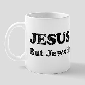 jesus saves1 Mug