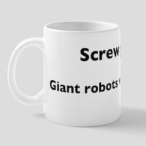 Giant robots draft Mugs