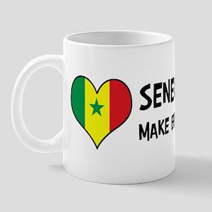 Senegal - better lovers Mug