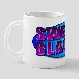 Sweet & Black 11oz Coffee Mug.