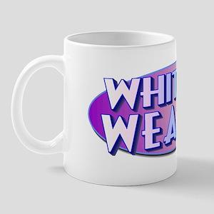 White & Weak 11oz Coffee Mug.