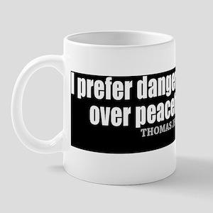 Quote on Tyranny Mug