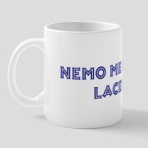 Nemo Me Impune Lacessit Mug
