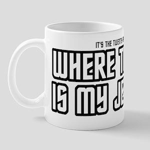 Where's my Jetpack Mug