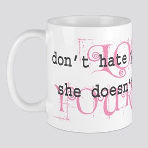 Don't Hate Your Body/Love You Mug