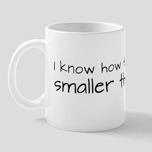 Smaller Than Epsilon Mug