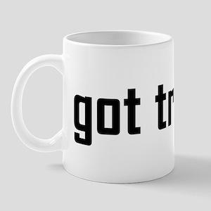 Got Trains 2 Mug