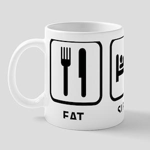 eatSleepGame1A Mug