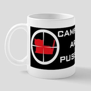 campers_sticker-black-fullbleed Mug