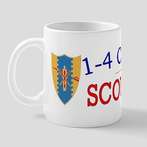 1st Squadron 4th Cav cap2 Mug