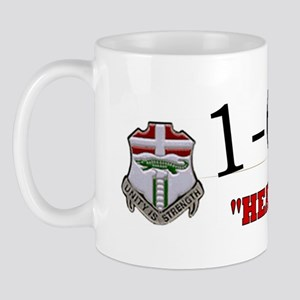 1st Bn 6th Inf Cap2 Mug