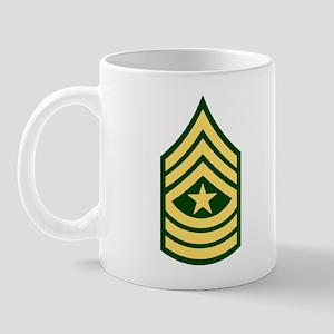 Sergeant Major<BR> 11 Ounce Mug