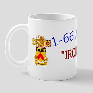 1-66th AR cap Mug