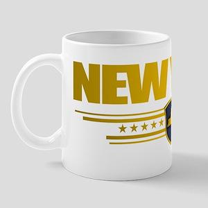 New York Gold Label (P) Mug
