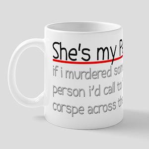 My Person Hat Mug