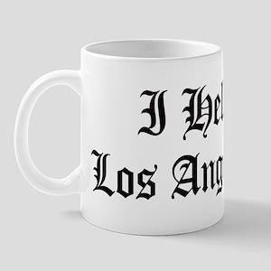 Hella Love Los Angeles Mug