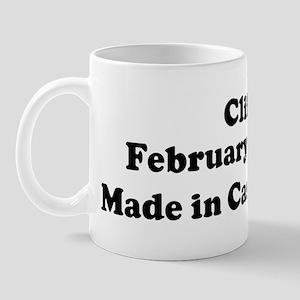 Cliff   February 10,1962  M Mug