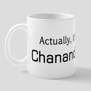 'Chanandler Bong' Mug