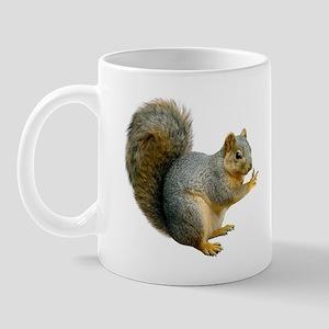 Peace Squirrel Mug