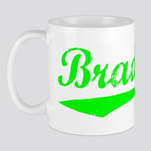 Vintage Bradford (Green) Mug