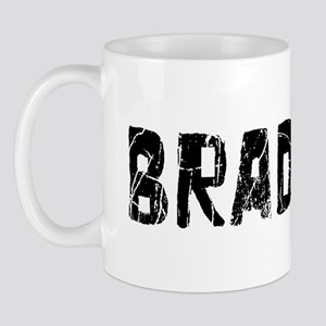 Bradford Faded (Black) Mug
