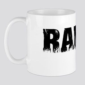 R is for Rambo Mug