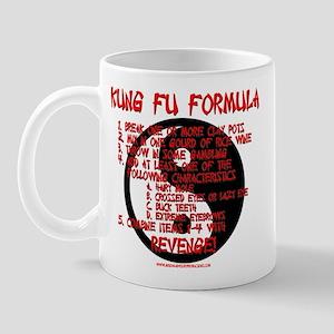 Kung Fu Formula Mug