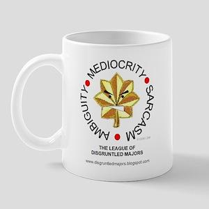 Disgruntled Majors Coffee Mug