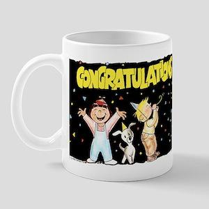 Congratulations! Mug