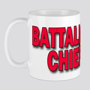 Battalion Chief Mug