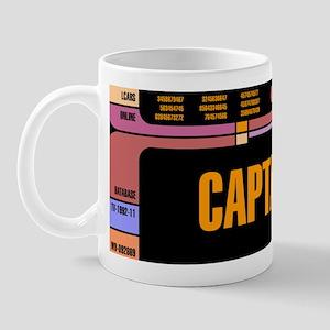 Captain Dad Mug Mugs