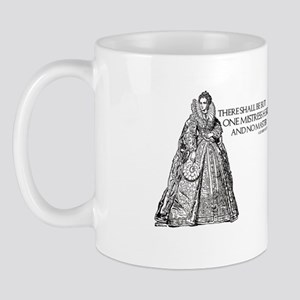 One Mistress Here Mug