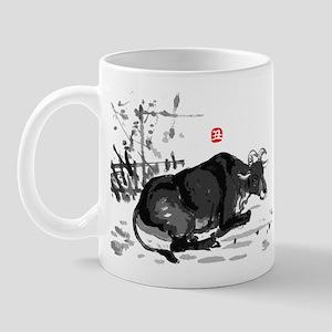 """""""The Ox"""" Mug"""