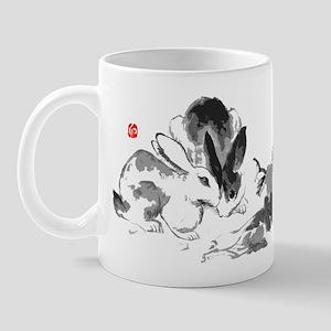 """The Rabbit"" Mug"