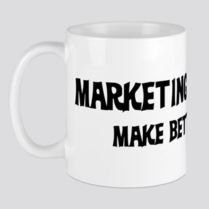 Marketing Managers: Better Lo Mug