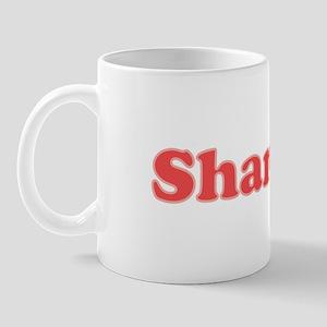 Shamon button Mugs
