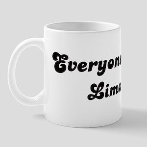 Loves Lima Girl Mug